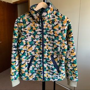 North Face Campshire Fleece Jacket XS